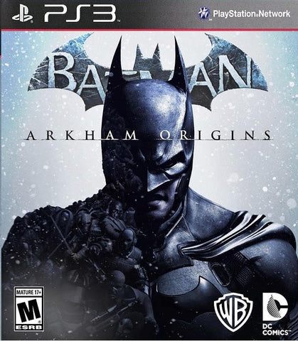 Batman: Arkham Origins - Pre-Owned Playstation 3