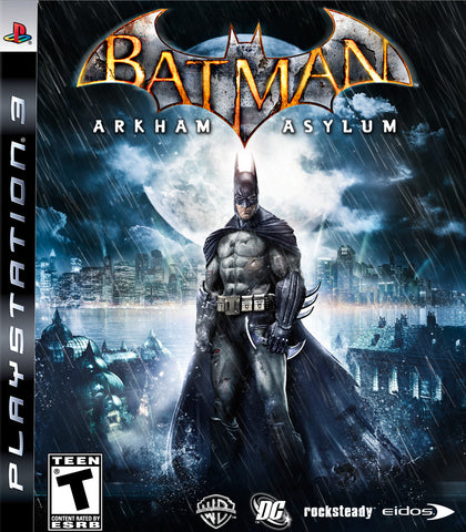 Batman Arkham Asylum - Pre-Owned Playstation 3