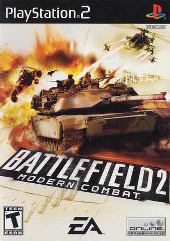 Battlefield 2: Modern Combat - Playstation 2