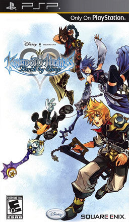Kingdom Hearts: Birth By Sleep - PSP