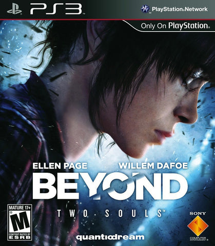 Beyond: Two Souls - Pre-Owned Playstation 3