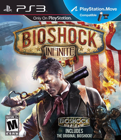 Bioshock Infinite - Pre-Owned Playstation 3