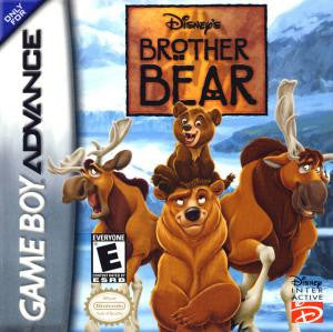 Brother Bear - Gameboy Advance