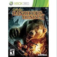 Cabela's Dangerous Hunts 2011 - Pre-Owned Xbox 360