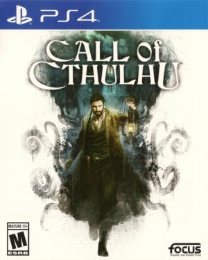Call of Cthulhu - Pre-Owned PS4