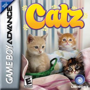 Catz - Gameboy Advance