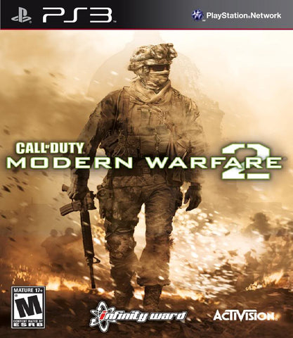 Call of Duty: Modern Warfare 2 - Pre-Owned Playstation 3