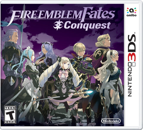 Fire Emblem Fates: Conquest - Pre-Owned 3DS