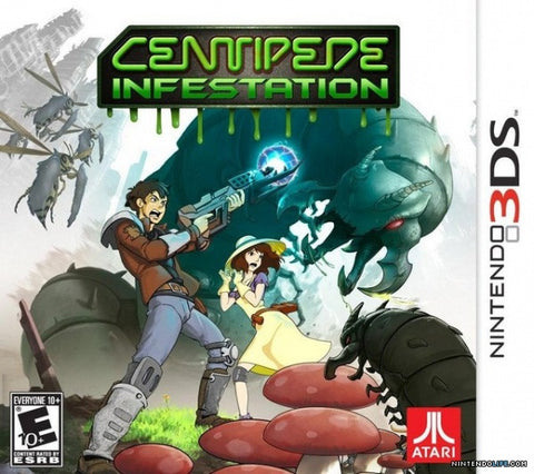 Centipede Infestation - Pre-Owned 3DS