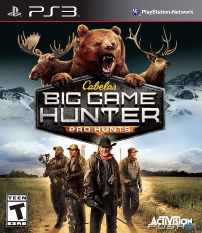 Cabela's Big Game Hunter: Pro Hunts - Pre-Owned Playstation 3