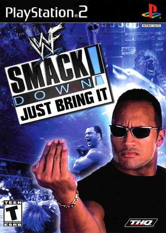 WWE Smackdown! Just Bring It - Playstation 2