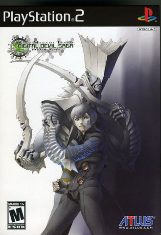 Digital Devil Saga 1 - Playstation 2