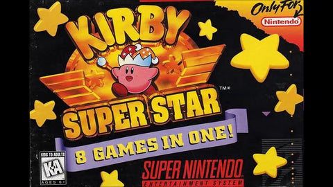 Kirby Super Star - SNES
