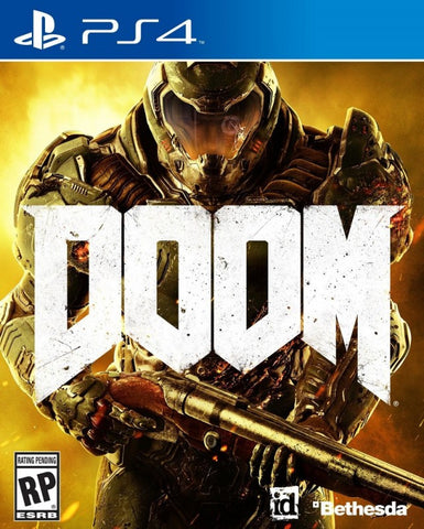 Doom - Pre-Owned PlayStation 4
