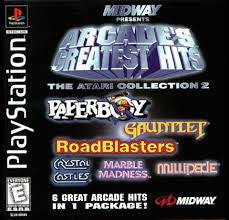 Midway Presents Arcade's Greatest Hits: Atari Collection 2 - Playstation