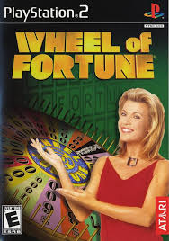 Wheel of Fortune - Playstation 2