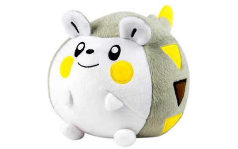 "Pokemon 8"" Plush - Togedemaru"