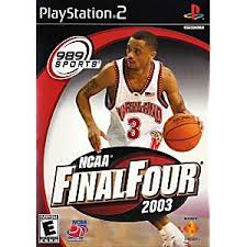 NCAA Final Four 03 - Playstation 2