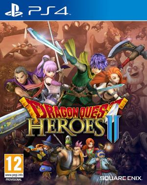 Dragon Quest Heroes II - Pre-Owned PS4
