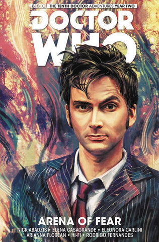 Doctor Who 10th Doctor Volume 5: Arena Of Fear HC