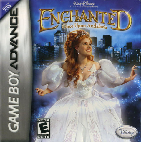 Enchanted: Once Upon Andalasia - Gameboy Advance