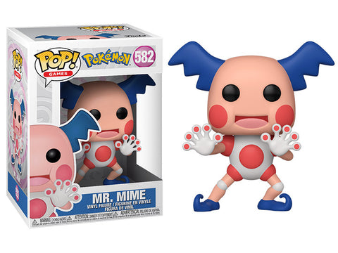 POP Games: Pokemon - Mr. Mime