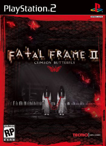 Fatal Frame II: Crimson Butterfly - Playstation 2