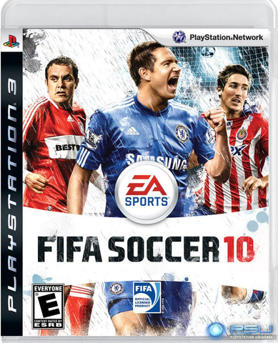 Fifa 10 - Pre-Owned Playstation 3