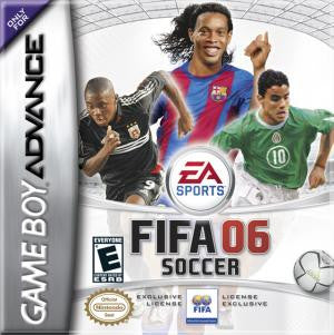 Fifa 06 - Gameboy Advance