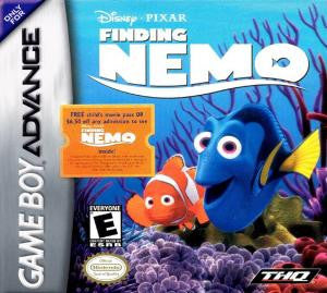 Finding Nemo - Gameboy Advance