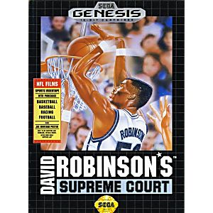 David Robinson's Supreme Court - Genesis