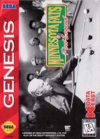 Minnesota Fats Pool Legend - Genesis