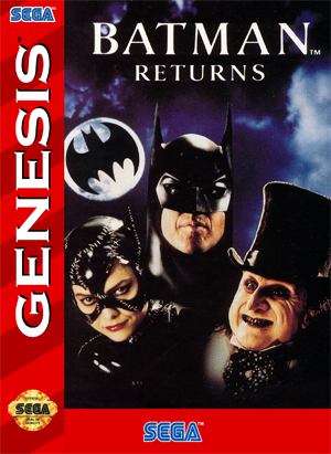 Batman Returns - Genesis