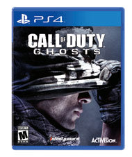 Call of Duty: Ghosts - Pre-Owned Playstation 4