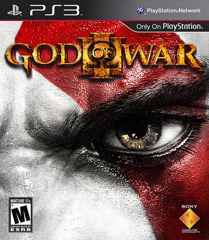 God of War 3 - Pre-Owned Playstation 3