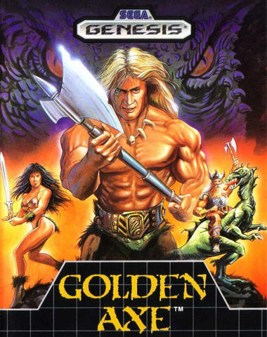 Golden Axe - Genesis