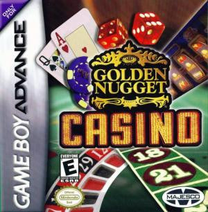 Golden Nugget Casino - Gameboy Advance