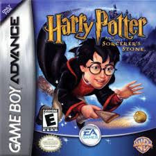 Harry Potter & the Sorcerer's Stone - Gameboy Advance