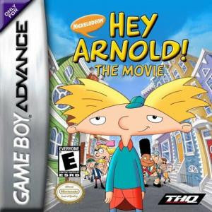 Hey Arnold the Movie - Gameboy Advance