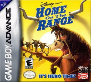 Home on the Range - Gameboy Advance