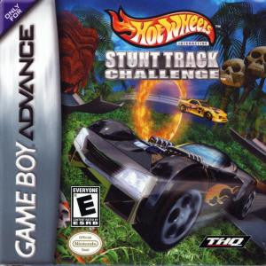 Hot Wheels Stunt Track Challenge - Gameboy Advance