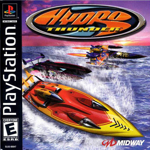 Hydro Thunder - Playstation