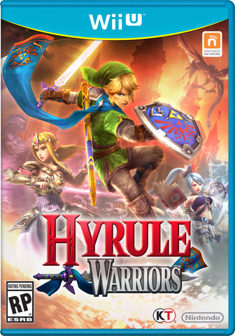 Hyrule Warriors - Pre-Owned Wii U