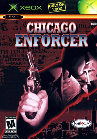 Chicago Enforcer - Xbox