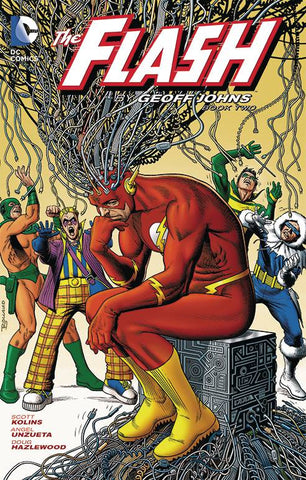 Flash By Geoff Johns Book 2