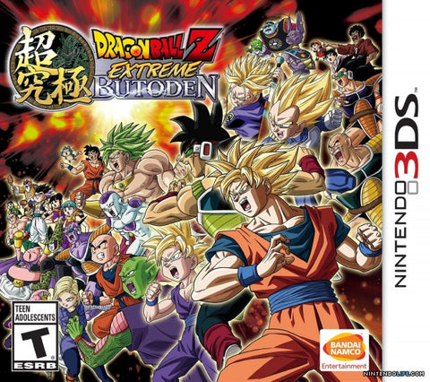 Dragonball Z: Extreme Butoden - Pre-Owned 3DS
