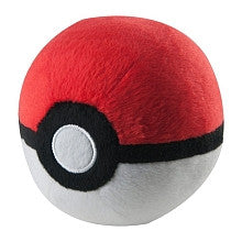 Pokemon Poke Ball Plush