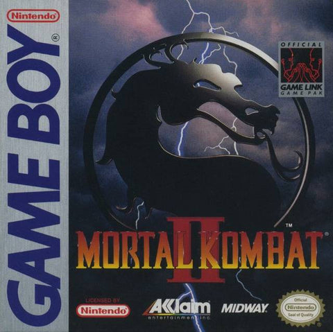Mortal Kombat 2 - Gameboy