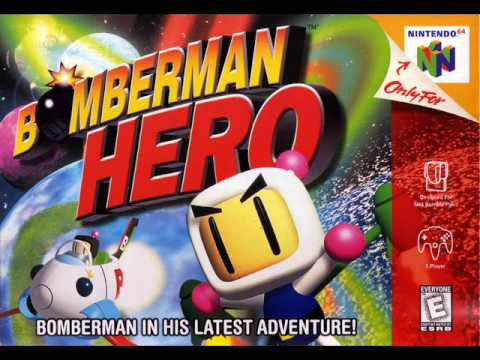 Bomberman Hero - N64