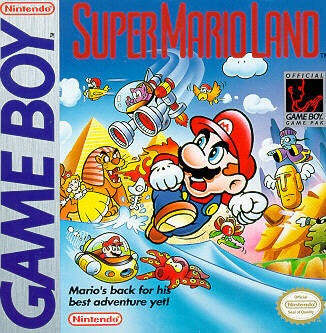 Super Mario Land - Gameboy